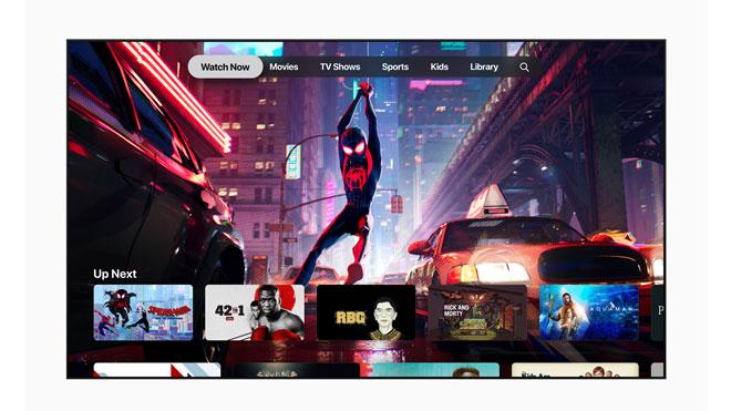 Apple TV+ Apple One