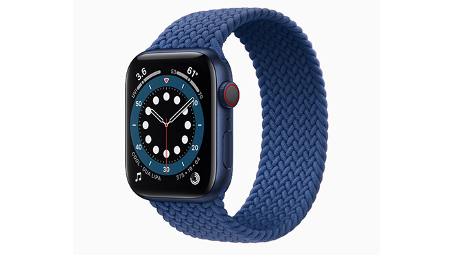 apple watch series 6 3002