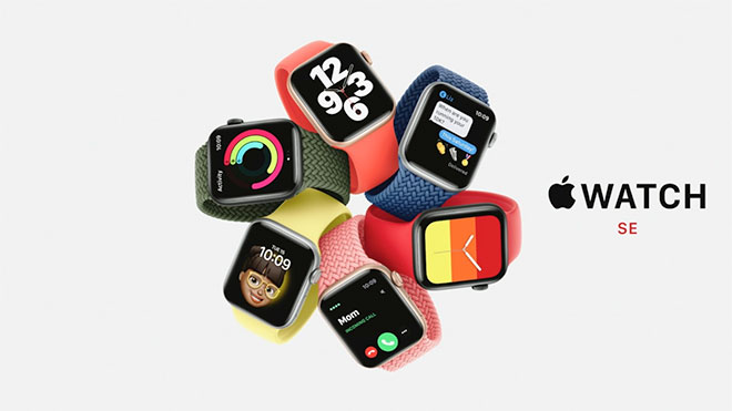 Apple Watch SE akıllı saat
