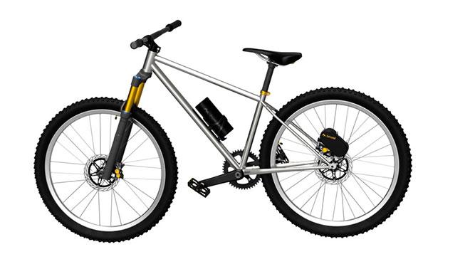 Dağ bisikletlerini elektrikli bisiklet haline getiren özel kit [Video] 10 – dag bisikletlerini elektrikli bisiklet hale getiren ozel kit video 2