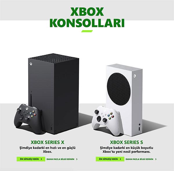 Xbox Series X ve Series S için Türkiye ön sipariş süreci başlıyor 6 – ekran resmi 2020 09 22 11