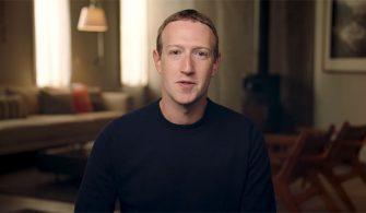 Facebook CEO'su Mark Zuckerberg
