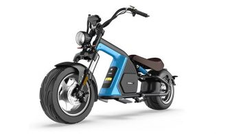 elektrikli motosiklet: EMoS WYLD