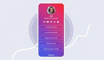 Instagram hesabınıza visitmy.bio ile birden fazla link ekleyin