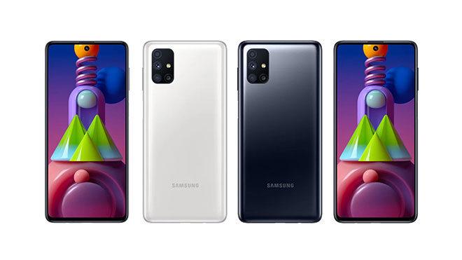 Samsung Galaxy M51 Samsung Galaxy F41