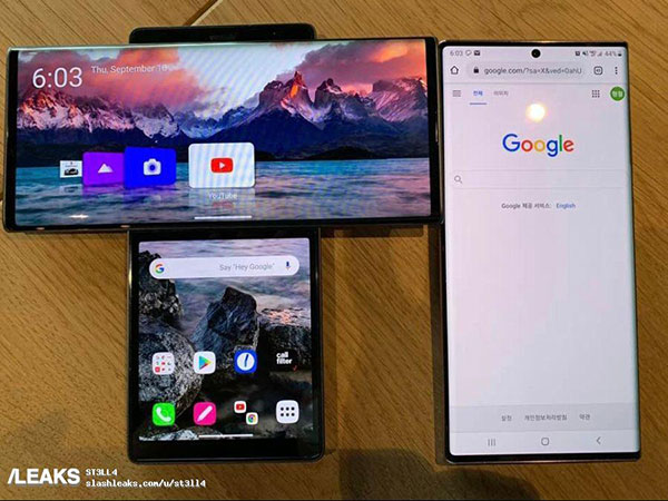 lg wing additional hands on leaked 607