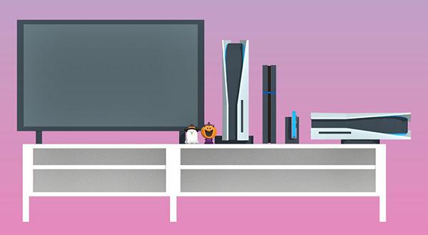 PlayStation 5'in devasa boyutunu gösteren en güzel görseller 52 – playstation 5 in devasa boyutunu gosteren en guzel gorseller 2