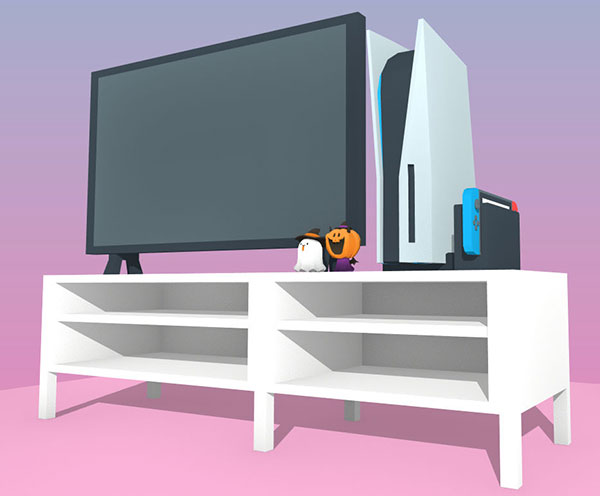 PlayStation 5'in devasa boyutunu gösteren en güzel görseller 50 – playstation 5 in devasa boyutunu gosteren en guzel gorseller 7