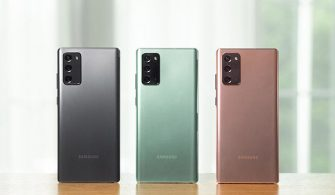 Samsung Galaxy Note 20 Samsung Galaxy F