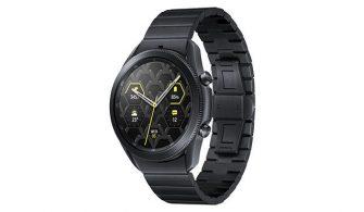 "Samsung Galaxy Watch 3 ""Titanyum"""