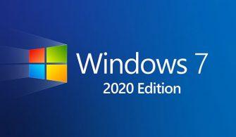 Windows 7 2020 Edition
