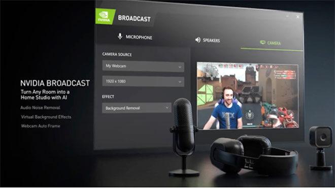 Nvidia Broadcast